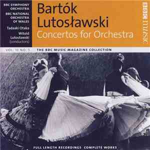 Bartók, Lutosławski - Concertos For Orchestra download free
