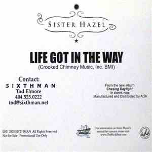 Sister Hazel - Life Got In The Way
